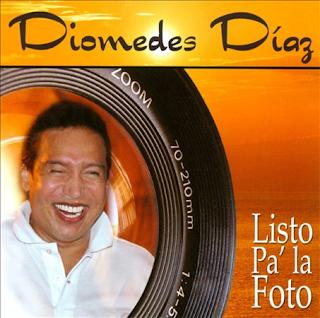 Diomedes Diaz - Listo Pa' La Foto - Video y Letra - Lyrics