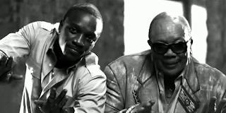 Quincy Jones feat. Akon - Strawberry Letter 23 - Video Lyrics - Letra
