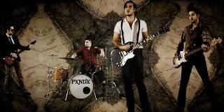 Panda (Panda) - Adheridos Separados - Video y Letra - Lyrics