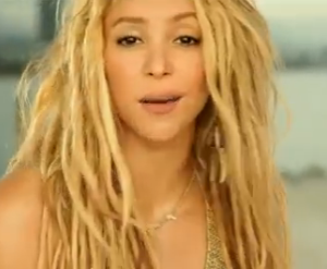 Shakira feat Dizzee Rascal - Loca - Video y Letra - Lyrics
