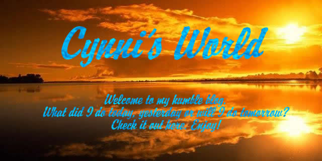 Cynni's World