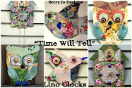 Betty Jo Designs Clock Shop!
