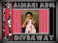 AlmariAdel - New Year Giveaway