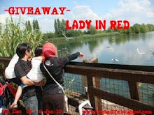 Lady In Red Giveaway