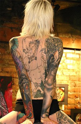 Apache tattoo