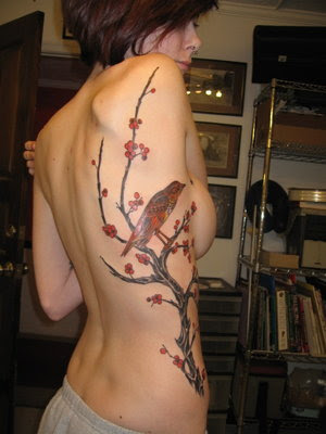 tattoo: Tree tattoo
