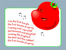First Tomato Song
