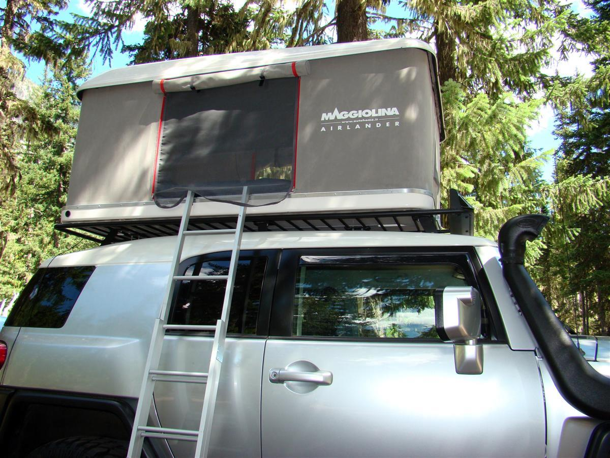 I often get asked about my AutoHome Maggiolina AirLander roof top tent and I hope this page can answer some of those questions. & Camping - Back Country - Overlanding Gear Reviews: FAQ On Roof Top ...
