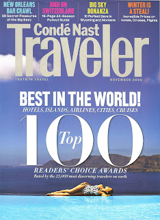 San Miguel de Allende featured in Cond Nast Traveler