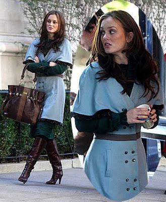 ارقى ازياء من مسلسل Gossip Girl,أنيدرا