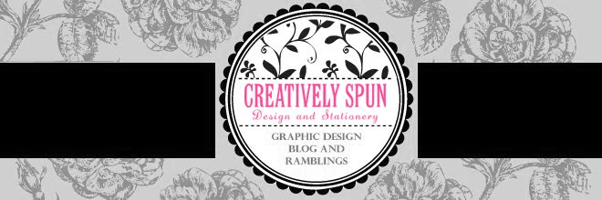 Creatively Spun : Graphic Design Blog