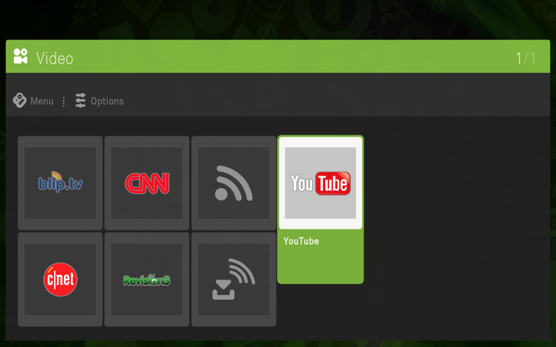 ubuntu pt media center para linux xbmc e boxee. Black Bedroom Furniture Sets. Home Design Ideas