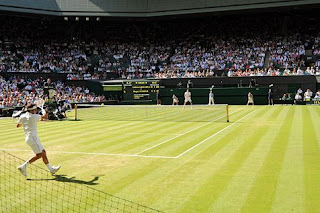 Federer vs García-López