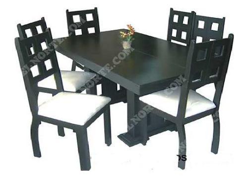 En remate comedor minimalista 8 sillas asientos color for Asientos de comedor