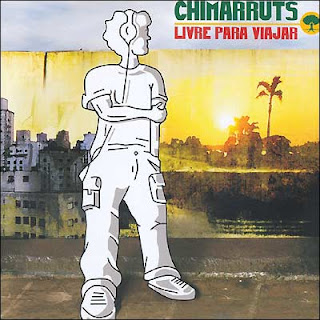 Cd Chimarruts - Livre Para Viajar
