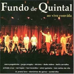 Download CD Fundo de Quintal Ao Vivo Convida DVDRip x264