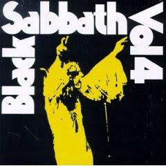 Black Sabbath – Black Sabbath, Vol.4 (1972)