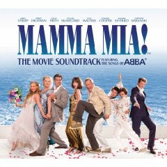 Trilha Sonora Filme Mamma Mia | músicas