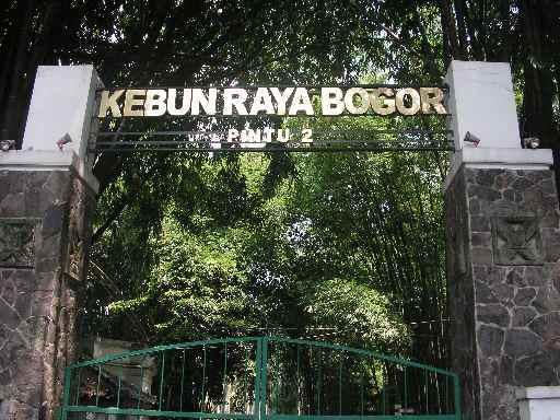 Bogor atau kebun botani bogor adalah sebuah kebun botani besar yang