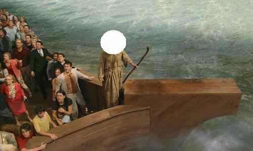 Kisah Nabi Nuh Saat Membuat Kapal
