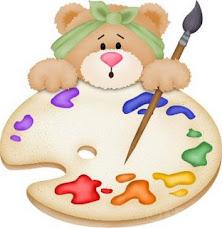 Ursinho pintor