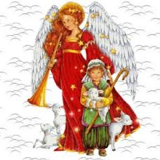 O Anjo com o pastor