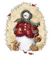 Bonequinho de neve