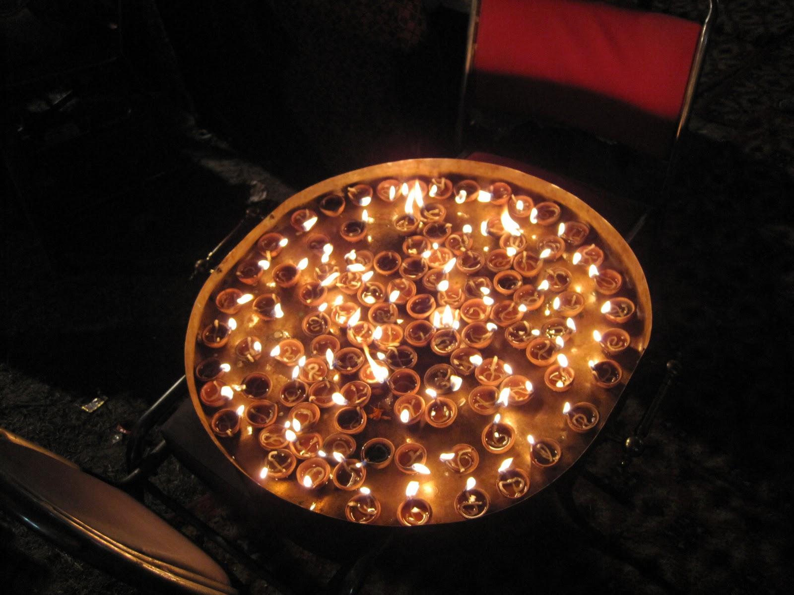 Me N Myself: Deepawali n Kali Puja