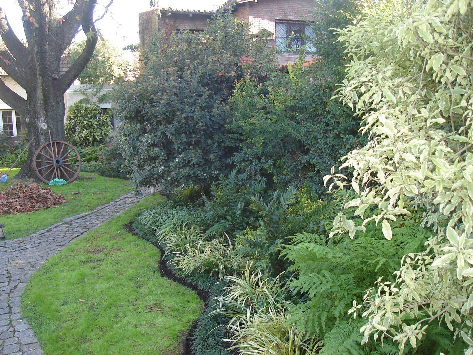 Estudio paisajismo jard n ingles reconstrucci n for Jardin en ingles