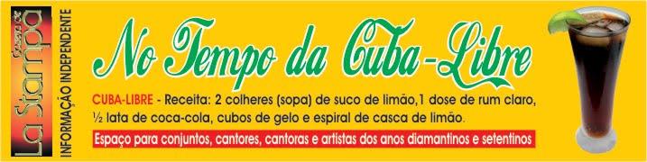 No Tempo da Cuba-Libre