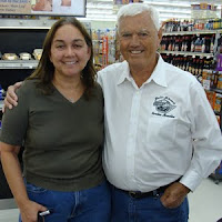 NASCAR Race Mom and Junior Johnson