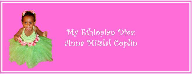 My Ethiopian Diva