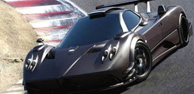 Performance Pagani Zonda R