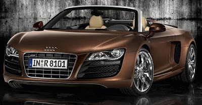 Audi R8 Spyder 5.2 FSI quattro - exceptional performance and breathtaking dynamism