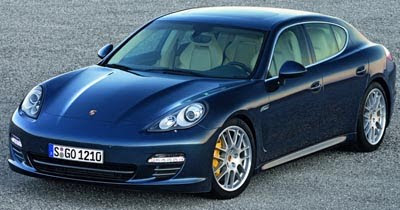 Porsche Panamera - brand-new and truly different