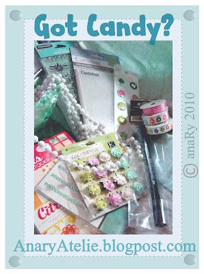 Anary's Candy - Até 04/04