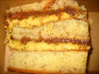 Momofuku Milk Bar Banana Cake