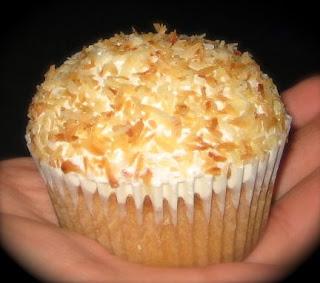 chikalicious coconut cupcake