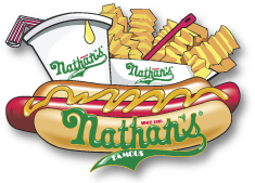 Nathan's Famous Hot Dog