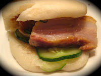 Pork Bun at Momofuku