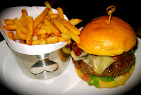 The Frenchie Burger at DBGB
