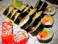 Sushi at Yama