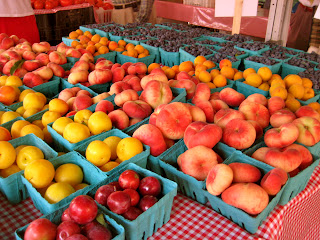 fruit at greenmarket