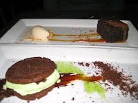 dessert at Citizen Cake
