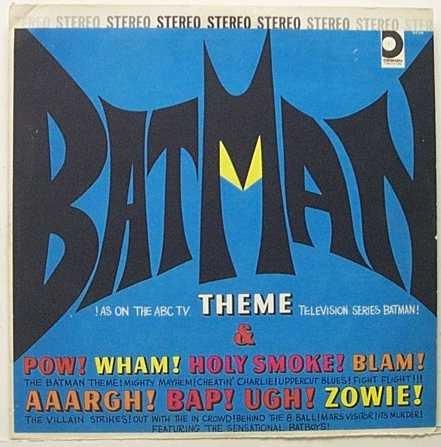 Way Out Junk Batman Theme By The Bat Boys
