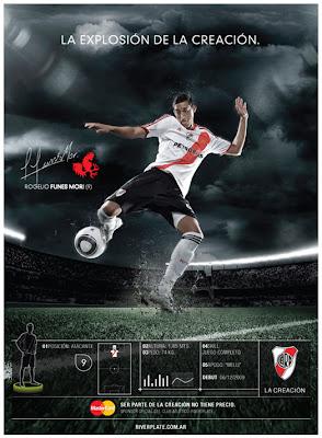 poster Funes Mori River creación