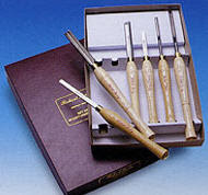 Robert Sorby Beginner Turning Tool Set