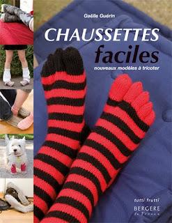 chaussettes faciles nouveaux modeles a tricoter