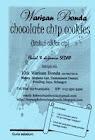 Tepung Biskut Coklat Cip
