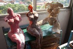 Visite el blog artístico de María Teresa Gracia